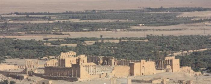 Les djihadistes de l'Etat islamique auraient miné la ville de Palmyre en Syrie. ©Wikimedia Commons